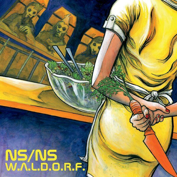Cover art for W.A.L.D.O.R.F.